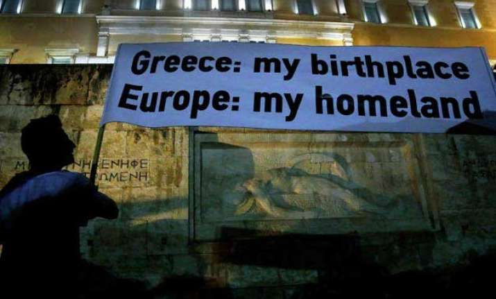 greece becomes first developed country to default on imf