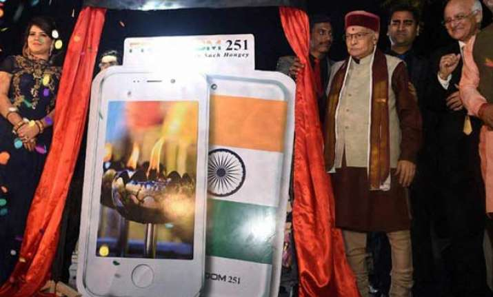 freedom 251 telecom min summons ringing bells management