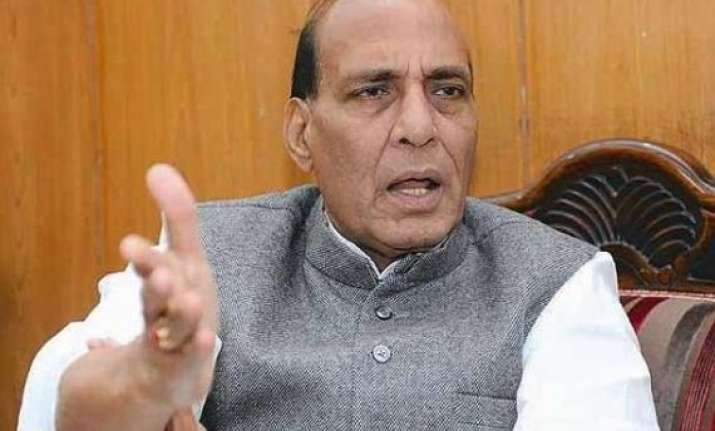 we brought down inflation within four months rajnath singh