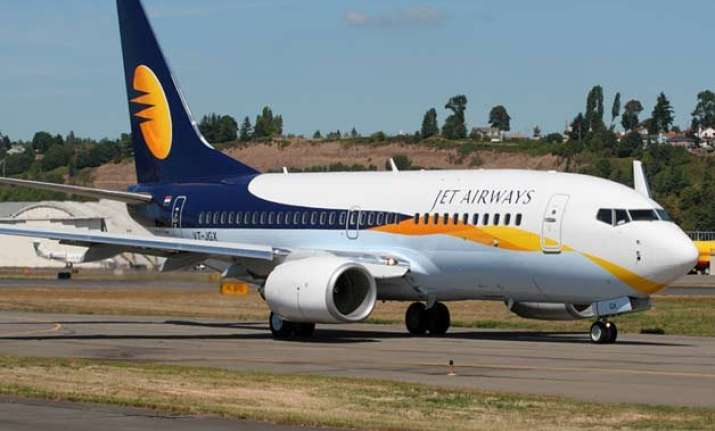 jet airways misled on reason for delay claims flyer moves