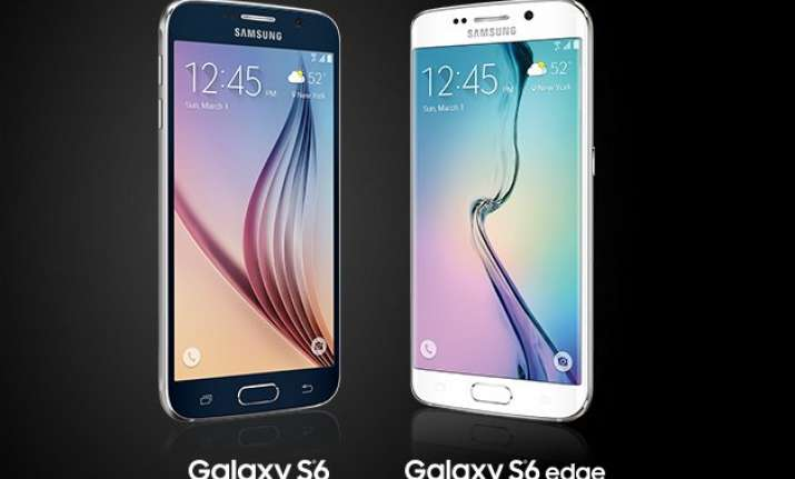 samsung galaxy s6 s6 edge launched in india prices begin at