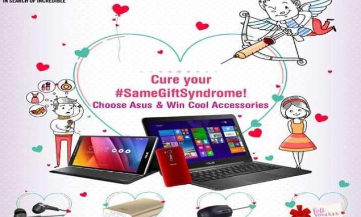 cure samegiftsyndrome with asus valentine s day offer