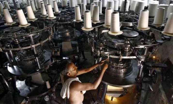 iip rises to 5 month high of 3.8 inflation slightly up at 5