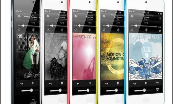 apple introduces new ipod touch with ios 8 in india