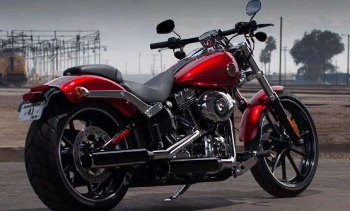 harley davidson launches three new bikes in india prices