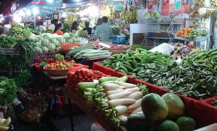 retail inflation eases to 4 month low at 4.87 in april