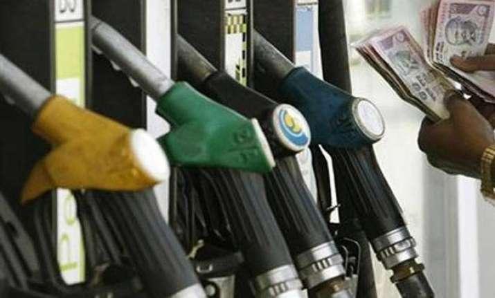 petrol price down by rs 3.02 diesel costlier by rs 1.47 per
