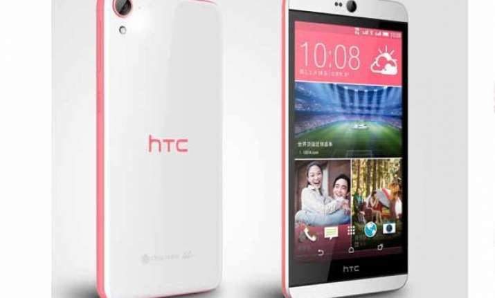 htc desire 826 coming to india at rs 26 200