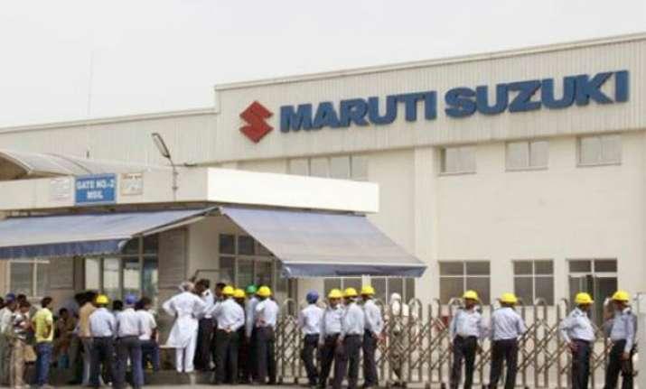 jat agitation maruti suzuki suspends operations at gurgaon