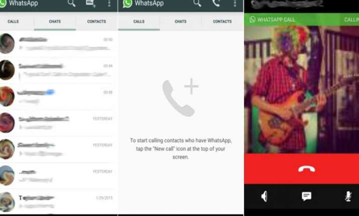whatsapp opens voice calling feature for android users here