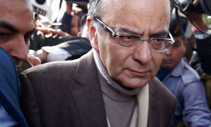 arun jaitley pitches for reforms not populism to push growth