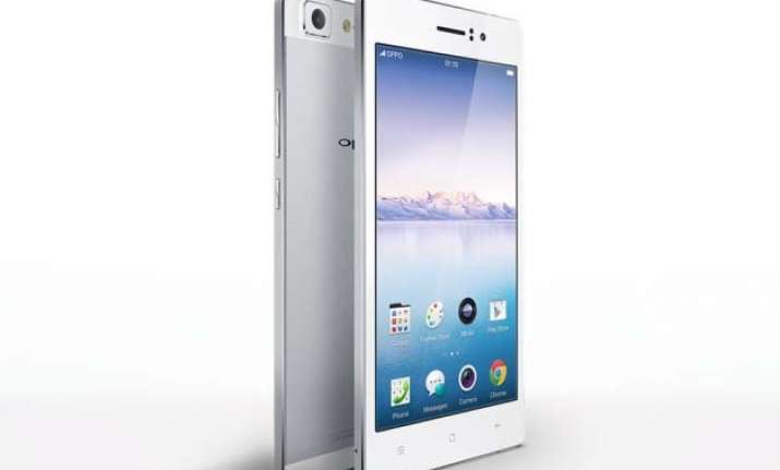 ultra slim oppo r5 now available at rs 29990