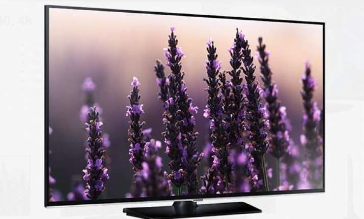 samsung launches tv with built in airtel dth tuner