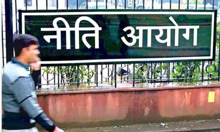 niti aayog arvind panagariya appointed as first vice