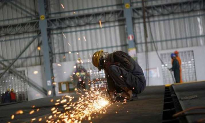industrial output growth at 9.8 in october hits 5 year high