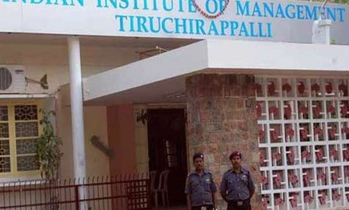 rs 19.5 lakh salary for iim trichy student