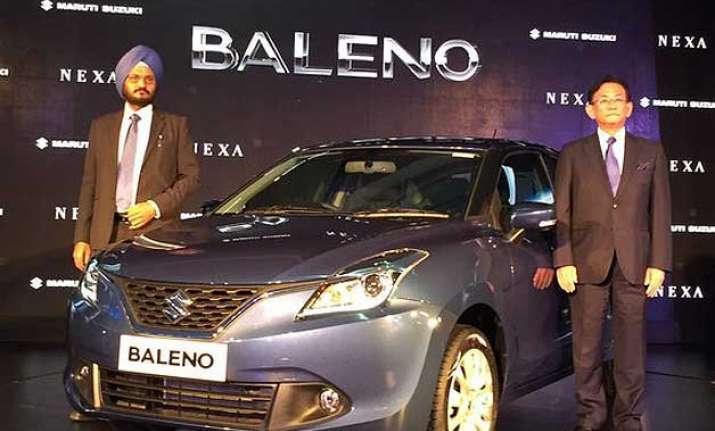 baleno opens japanese export market for maruti