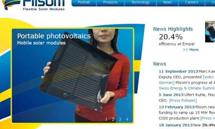 tata group invests in swiss solar company flisom