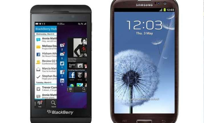 why samsung should buy blackberry