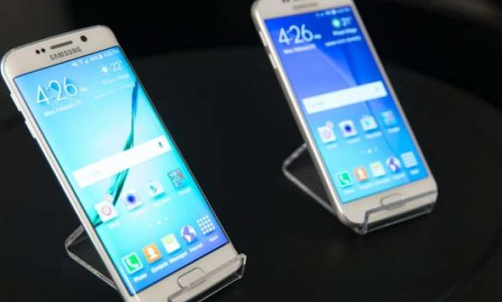 samsung to launch galaxy s6 galaxy s6 edge models in india