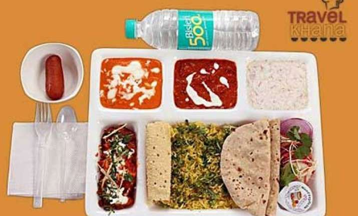 irctc partners with travelkhana.com in e catering