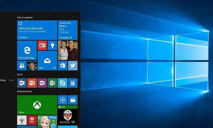 microsoft rolls out windows 10 free update for one year