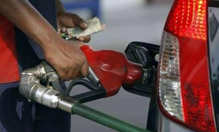 excise duty on petrol diesel hiked no change in retail price