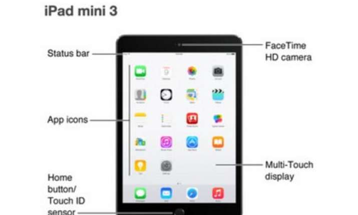 apple accidentally reveals ipad air 2 and ipad mini 3