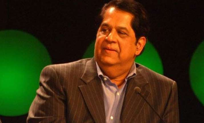 kv kamath appointed as the first chief of brics bank