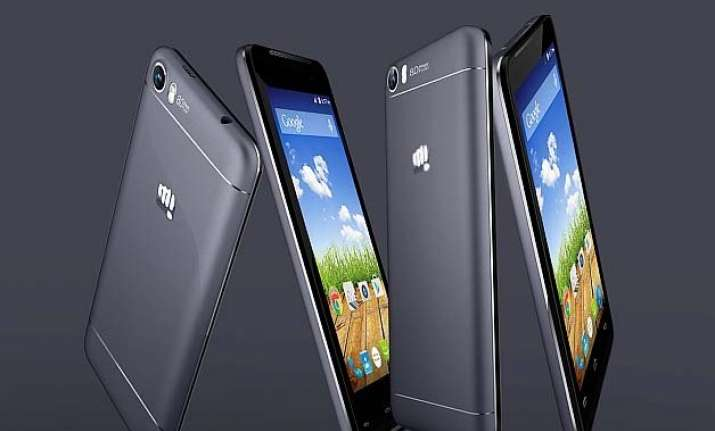 micromax canvas fire 4 with android 5.0 lollipop launched