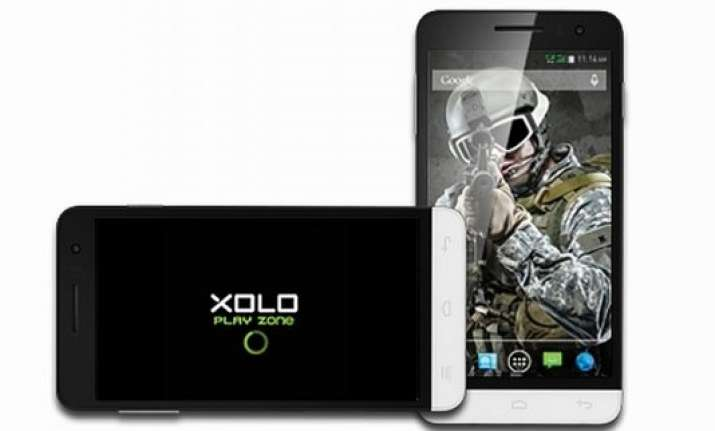 xolo launches octa core play 8x 1100 for rs 14999