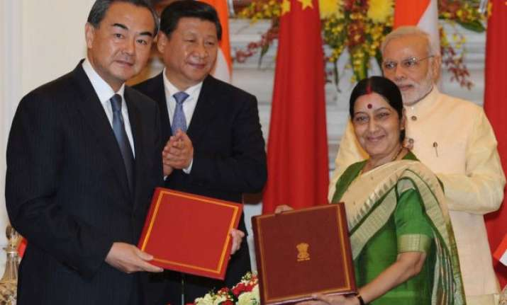 china proposes trilateral economic corridor with india nepal