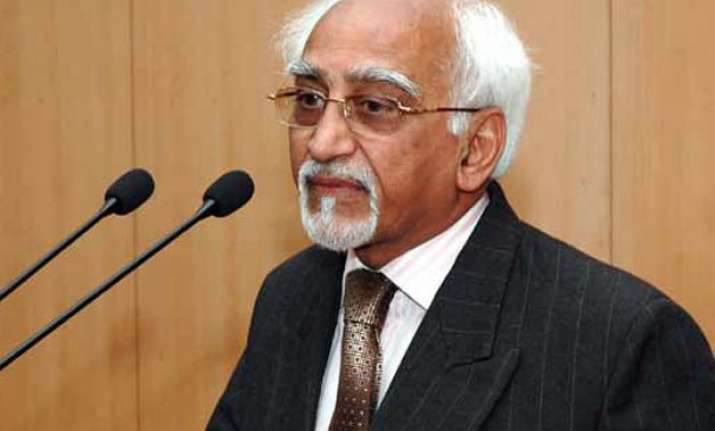 india wants better cooperation with cambodia hamid ansari