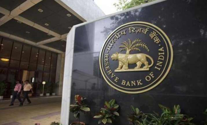 rbi s first policy review of fiscal on tuesday