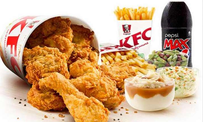 kfc partners with irctc to serve meals on trains