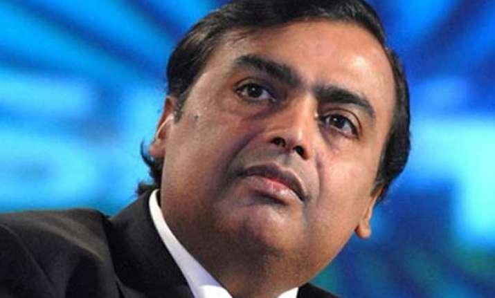 mukesh ambani regains richest indian slot from pharma
