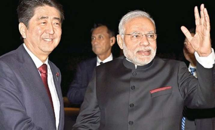 pm modi gets detail briefing on kyoto s development