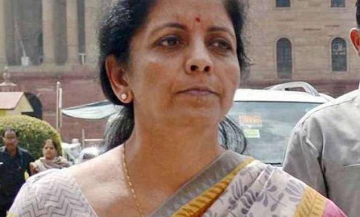 fdi india growing 48 percent falling elsewhere nirmala