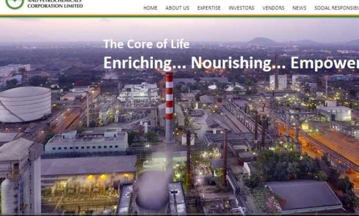 deepak fertilisers sells 2.2 stake in mcfl