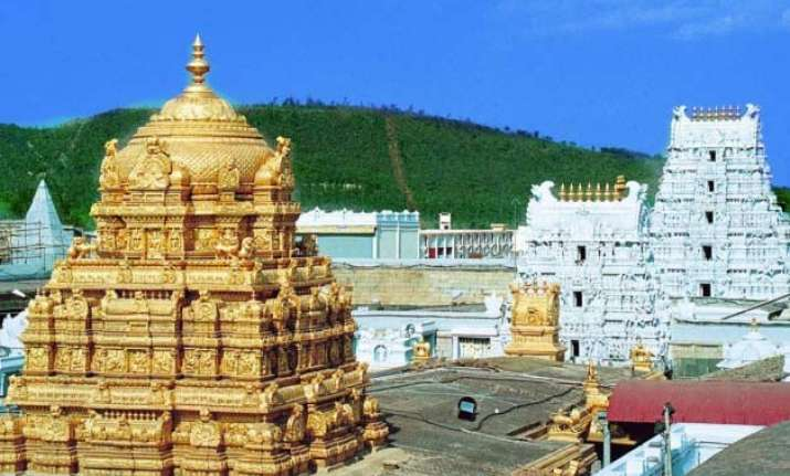 india s richest shrine tirumala temple ropes in tcs as