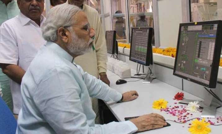 pm modi s office enjoys internet speed of 34mbps reveals rti