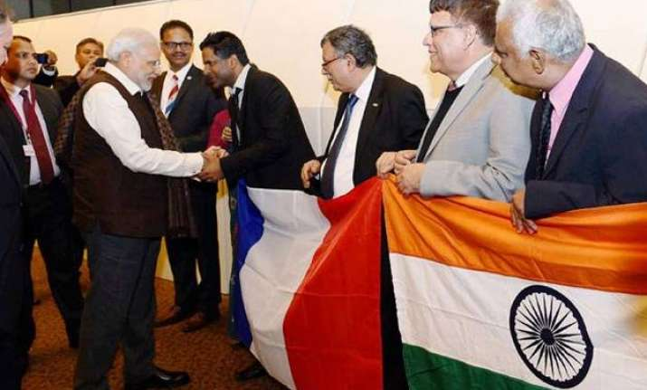 french businessmen push for clear transparent rules in india
