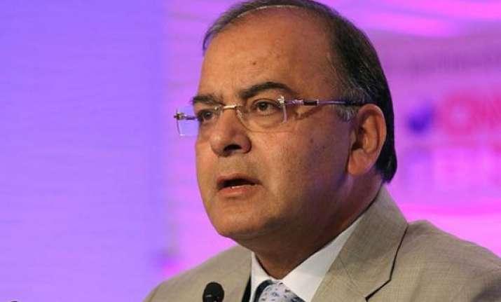 taxmen must recover legitimate dues arun jaitley