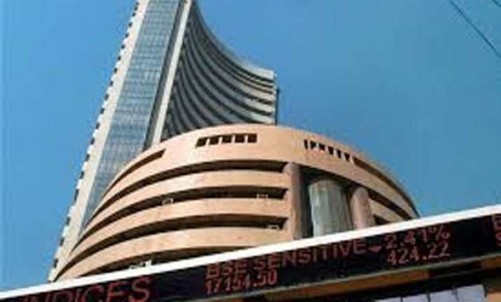sensex trades flat in early session