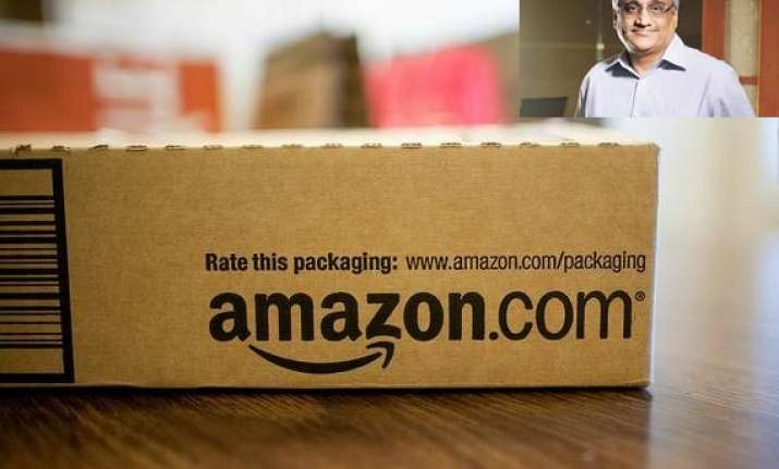 amazon and future group sign pact to sell goods online