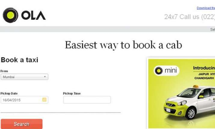 ola raises 400 million funding