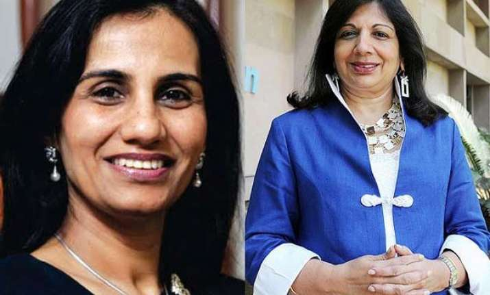 6 indians figure in forbes 50 power businesswomen in asia