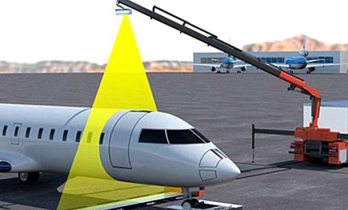 a revolutionary scanner that can examine an entire plane