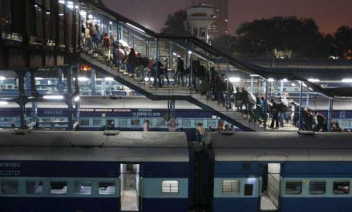 railways to launch app on wednesday for paperless ticketing