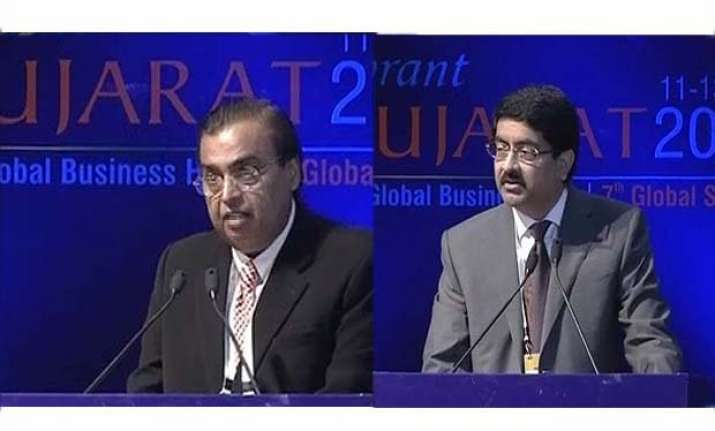 vibrant gujarat 2015 reliance industries to invest rs 100